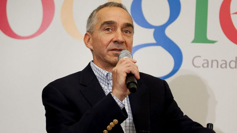 Google vicepresident lascia per un tramonto africano