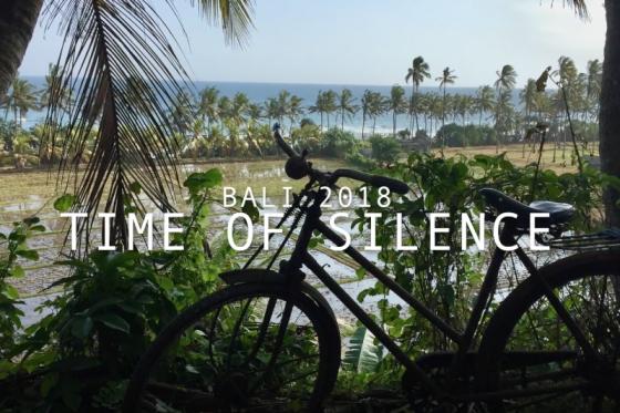 Body Mind & Soul 2018 - Time of Silence - Il Tempo del Silenzio